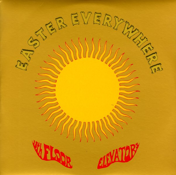 13th floor elevators easter everywhere 180 gram for 13th floor elevators easter everywhere