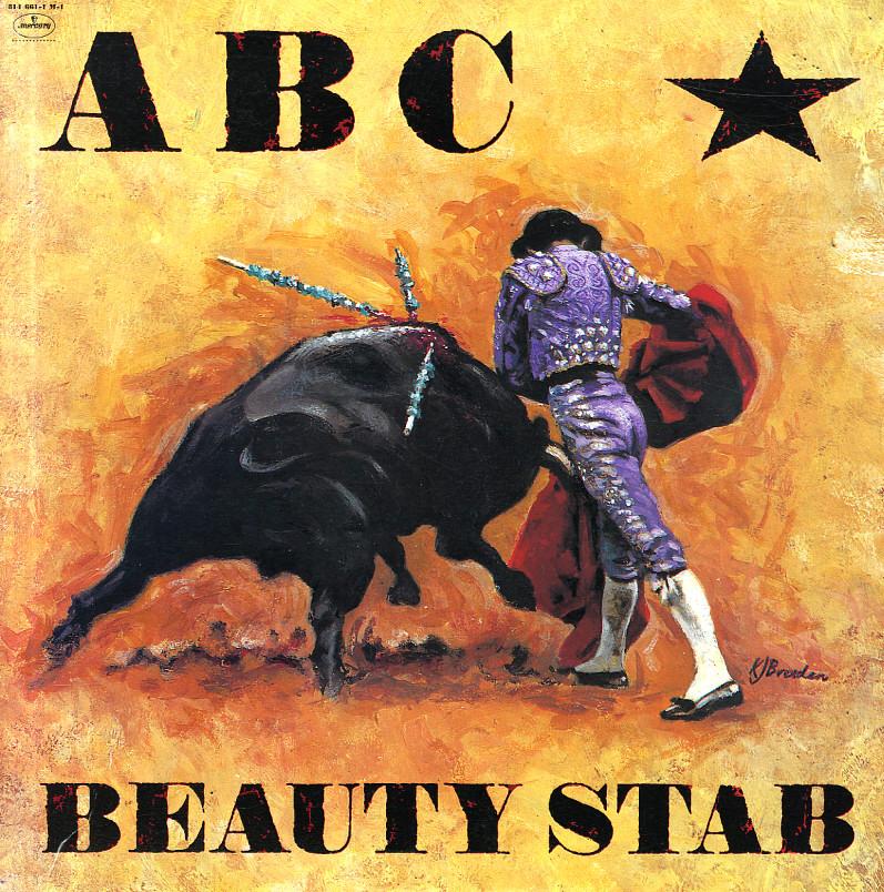 Abc beauty stab lp vinyl record album dusty groove for Abc salon supply
