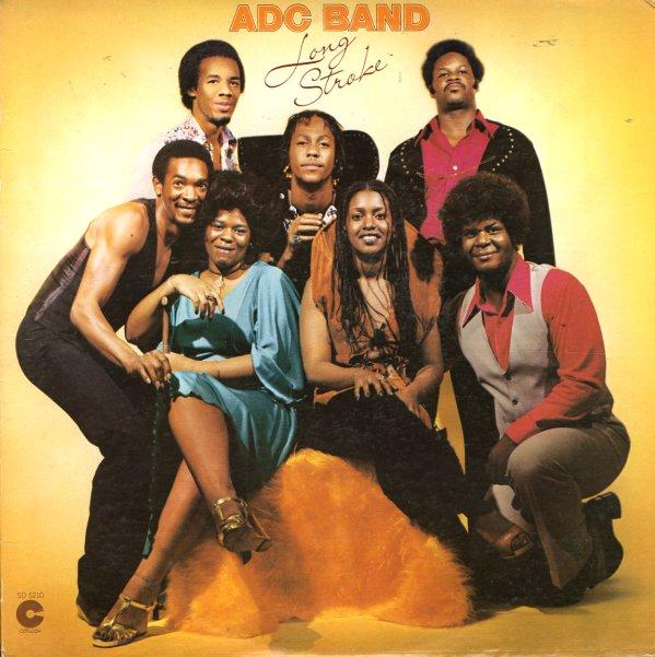 Adc Band Long Stroke Lp Vinyl Record Album Dusty