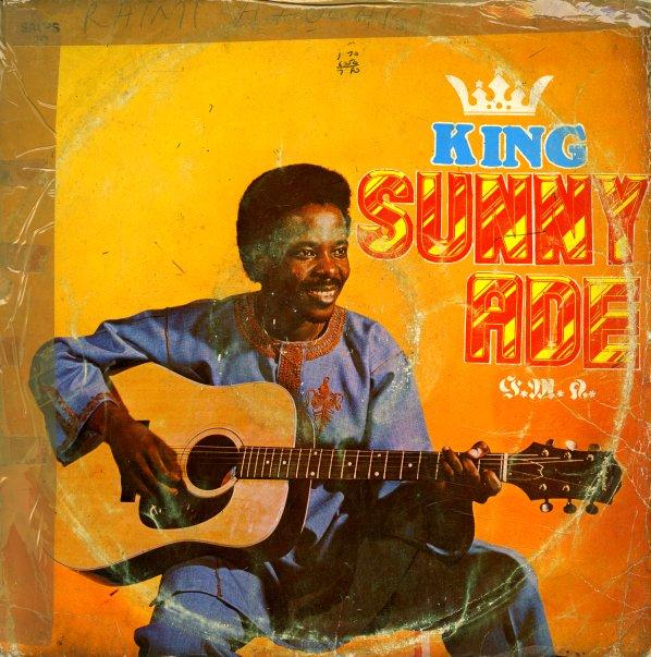 King Sunny Ade : King Sunny Ade & His African Beats (SALPS