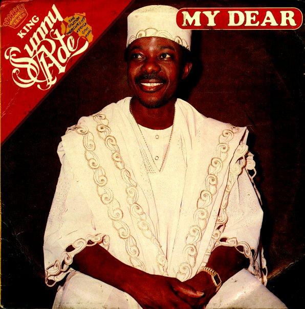 King Sunny Ade : My Dear (LP, Vinyl record album) -- Dusty