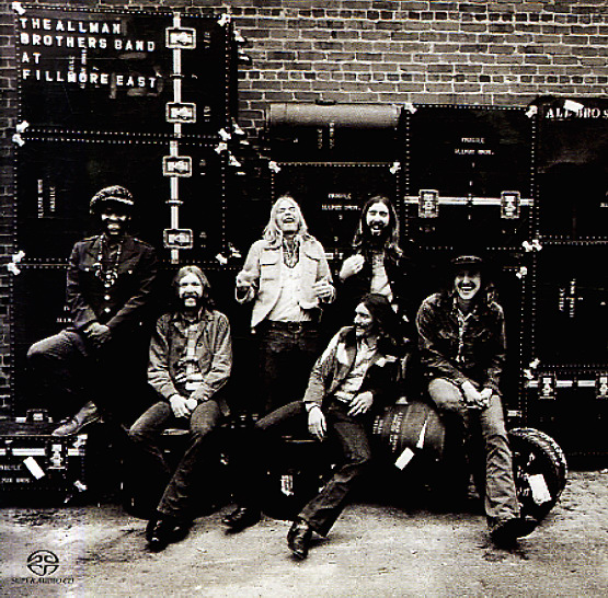 Allman Brothers : Allman Brothers Band Live At Fillmore East