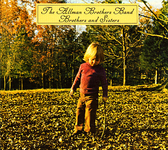 Allman Brothers Brothers Amp Sisters Lp Vinyl Record
