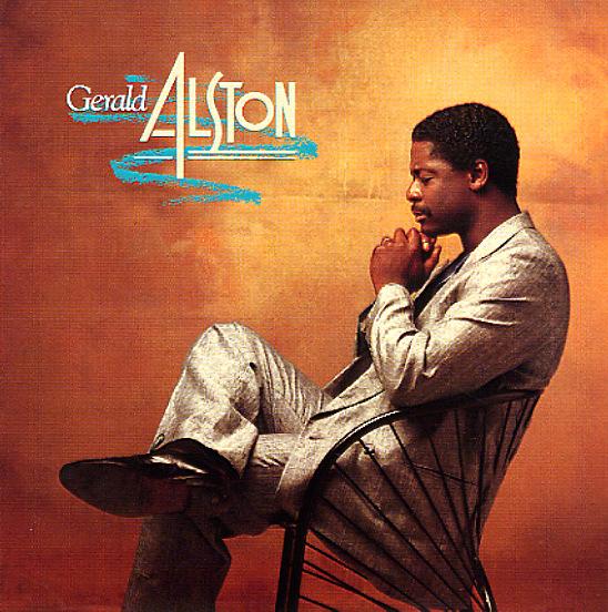 Gerald Alston Gerald Alston Lp Vinyl Record Album