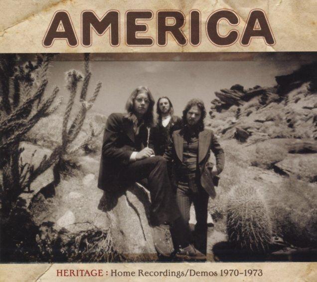 America Heritage Home Recordings Demos 1970 To 1973