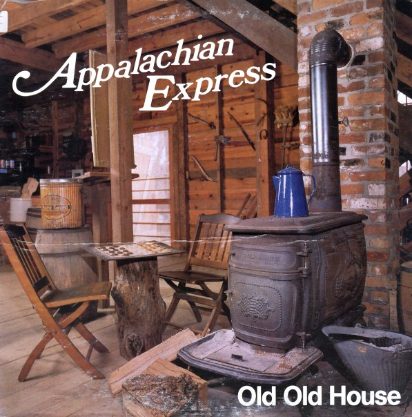 Appalachian express old old house lp vinyl record for Classic house records