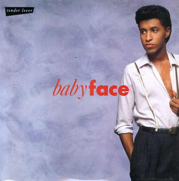 Babyface Tender Lover Lp Vinyl Record Album Dusty