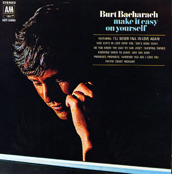 Burt bacharach make it easy on yourself lp vinyl record album cd lp vinyl record album cover art solutioingenieria Image collections