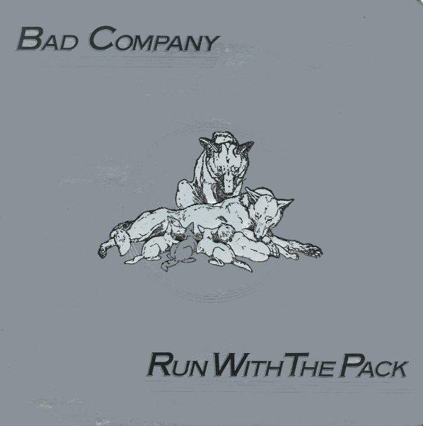 Bad Company Run With The Pack Lp Vinyl Record Album