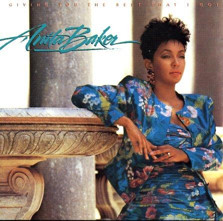 Anita Baker Giving You The Best That I Got Lp Vinyl