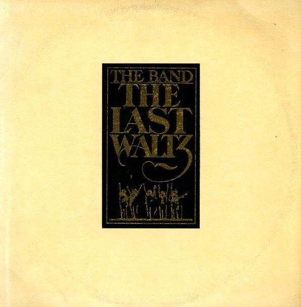 Band Last Waltz Lp Vinyl Record Album Dusty Groove