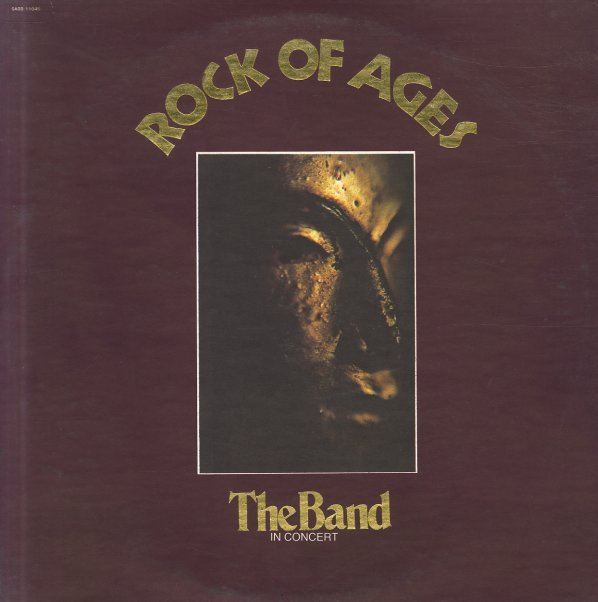 Band Rock Of Ages The Band In Concert Cd Dusty