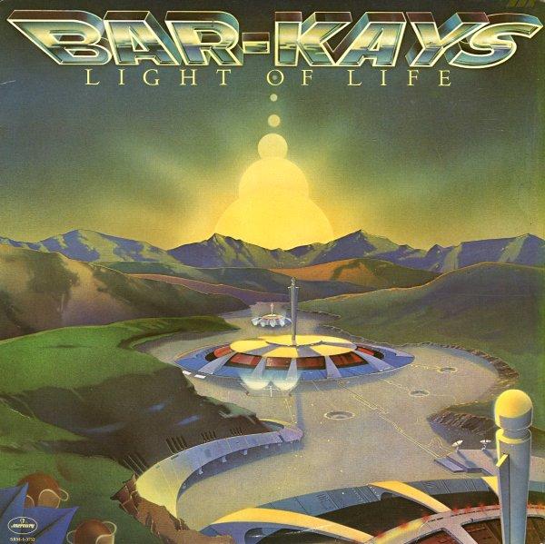 Bar Kays Light Of Life Lp Vinyl Record Album Dusty