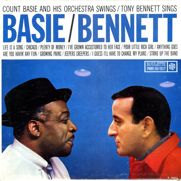 Tony Bennett Amp Count Basie Basie Bennett Cd Dusty
