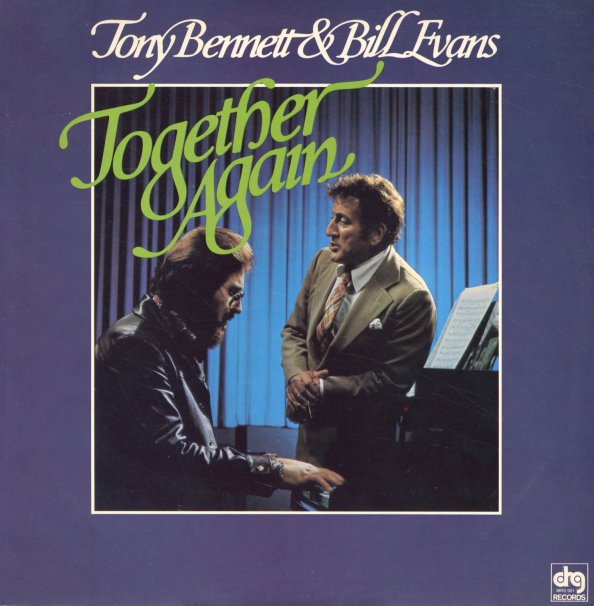 Tony Bennett Amp Bill Evans Together Again Lp Vinyl