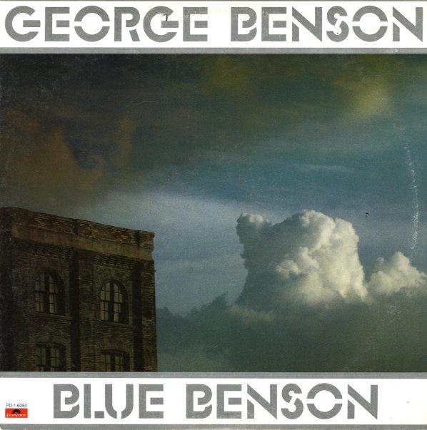 George Benson Blue Benson Lp Vinyl Record Album