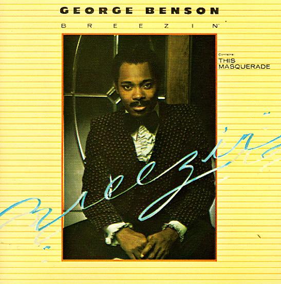 George Benson Breezin Lp Vinyl Record Album Dusty