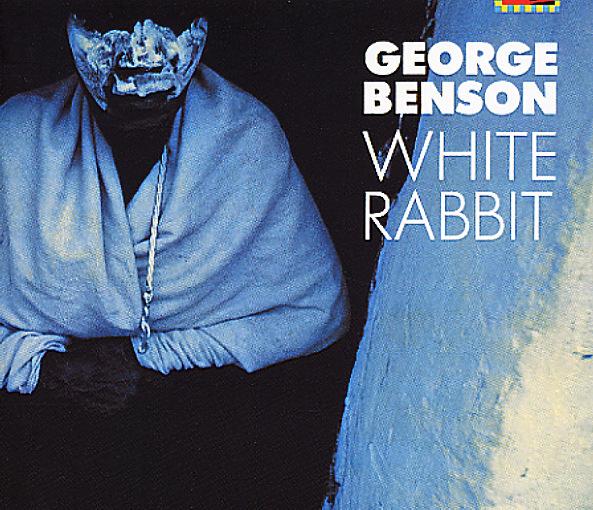 George Benson White Rabbit Lp Vinyl Record Album