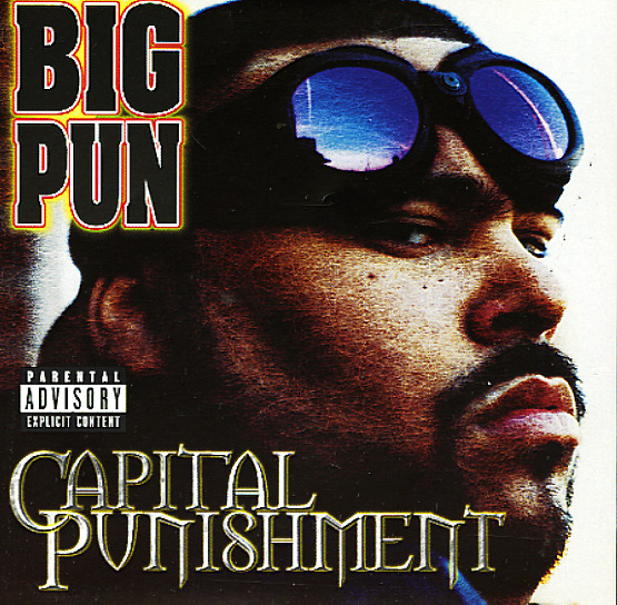Big Punisher Capital Punishment Lp Vinyl Record Album