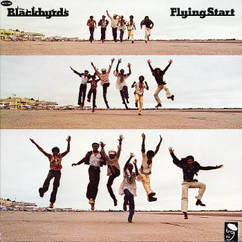 Blackbyrds Flying Start Lp Vinyl Record Album