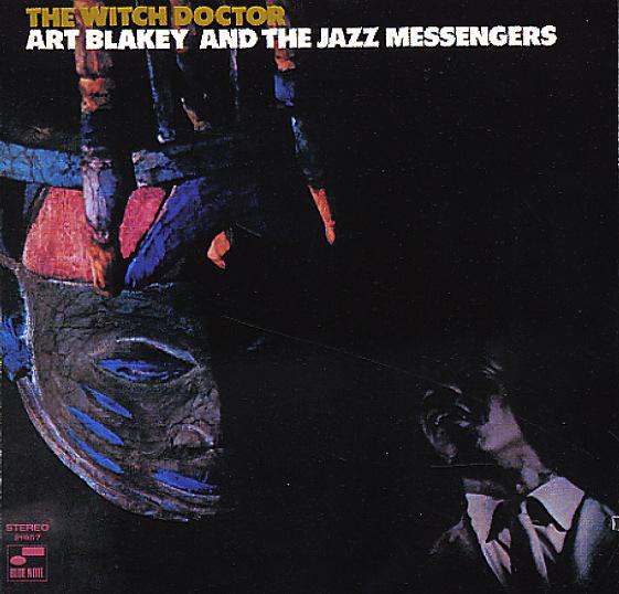 Art Blakey Witch Doctor Plus Bonus Track Cd Dusty