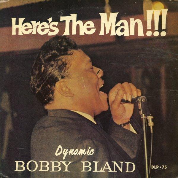 Bobby Bland Here S The Man Lp Vinyl Record Album