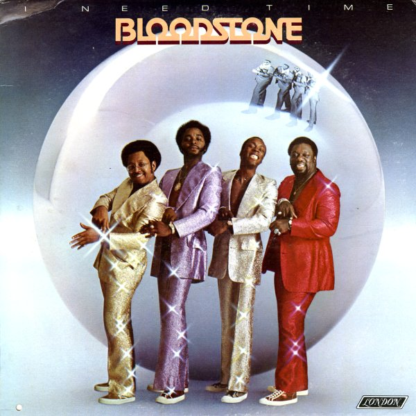 Bloodstone I Need Time Lp Vinyl Record Album Dusty