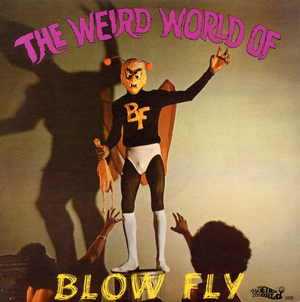 Blowfly - Live At The Platypussery