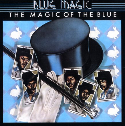 Blue Magic Magic Of The Blue Lp Vinyl Record Album