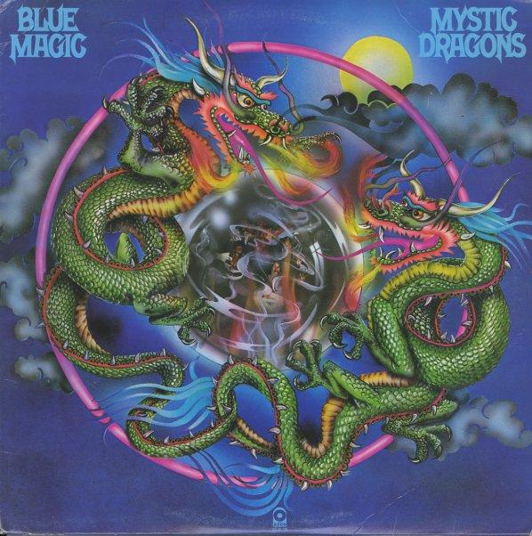 Blue Magic Mystic Dragons Cd Dusty Groove Is