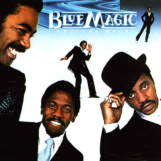 Blue Magic Welcome Back Lp Vinyl Record Album