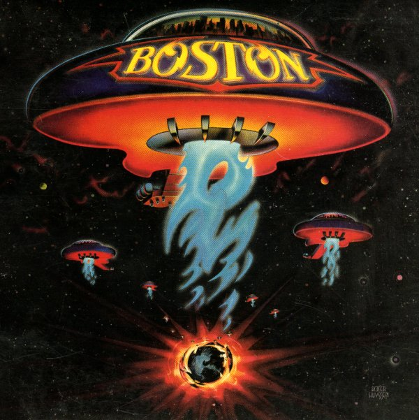 Boston Boston Lp Vinyl Record Album Dusty Groove