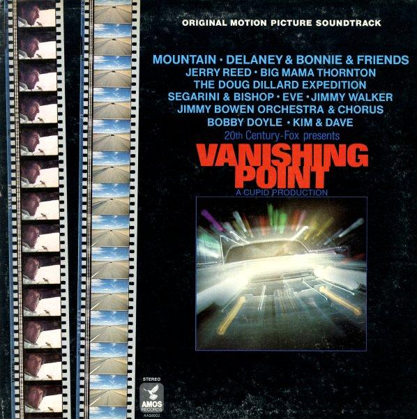Jimmy Bowen & Others : Vanishing Point (original gatefold cover) (LP