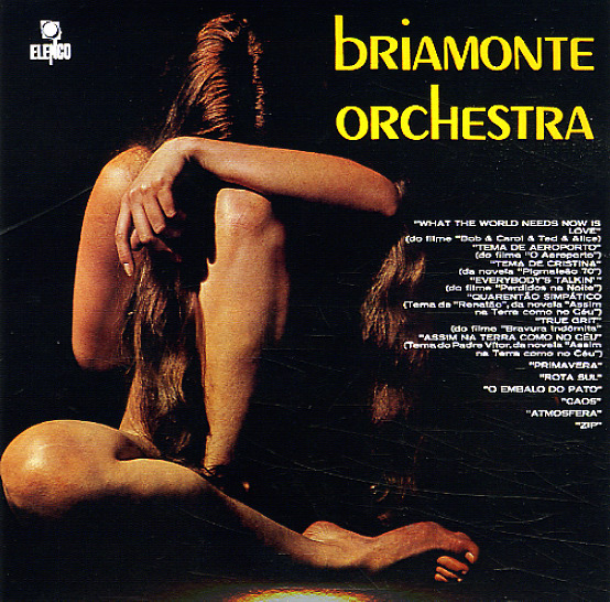 briamonte orchestra briamonte orchestra japanese paper sleeve edition cd dusty groove. Black Bedroom Furniture Sets. Home Design Ideas