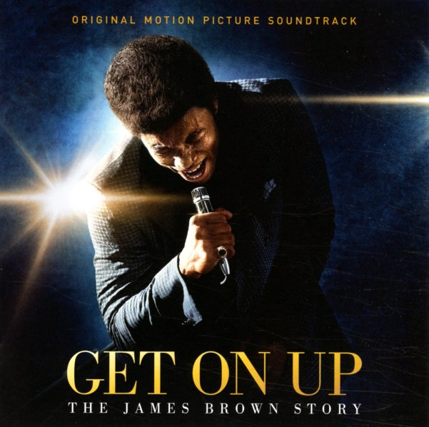 James Brown Get On Up The James Brown Story Cd