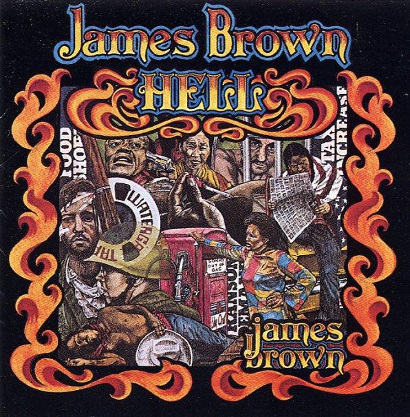 James Brown Hell Lp Vinyl Record Album Dusty