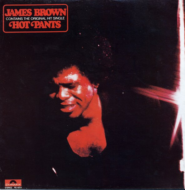 James Brown Hot Pants Lp Vinyl Record Album Dusty
