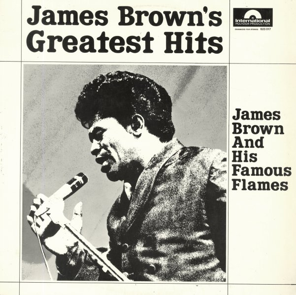 James Brown -- All Categories (LPs, CDs, Vinyl Record Albums