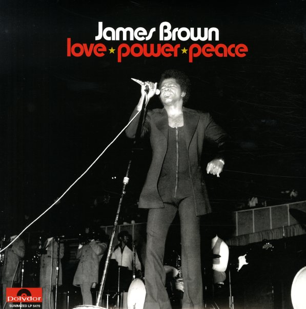 James Brown Love Power Peace Live At The Olympia Paris