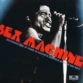 James Brown Sex Machine Lp Vinyl Record Album