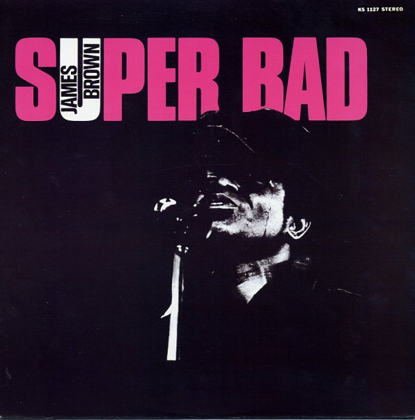 James Brown Super Bad Lp Vinyl Record Album Dusty