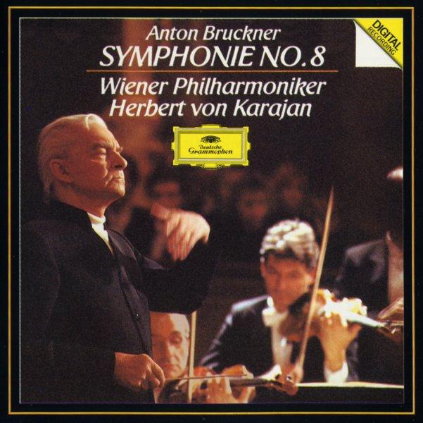 Bruckner Symphony No 8 In C Minor Karajan Berliner