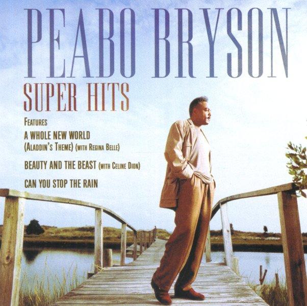 Peabo Bryson : Super Hits (CD)