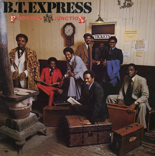 Bt Express Function At The Junction Lp Vinyl Record