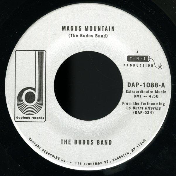 Budos Band Magus Mountain Vertigo 7 Inch Vinyl Record
