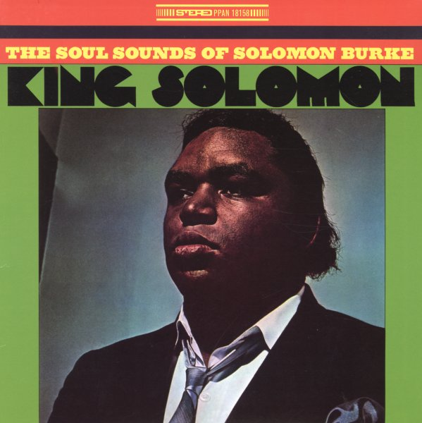 Solomon Burke King Solomon Cd Dusty Groove Is