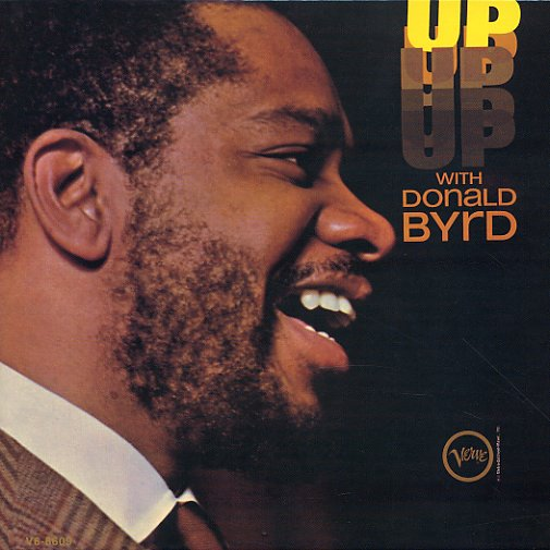 Donald Byrd Up With Donald Byrd Lp Vinyl Record Album