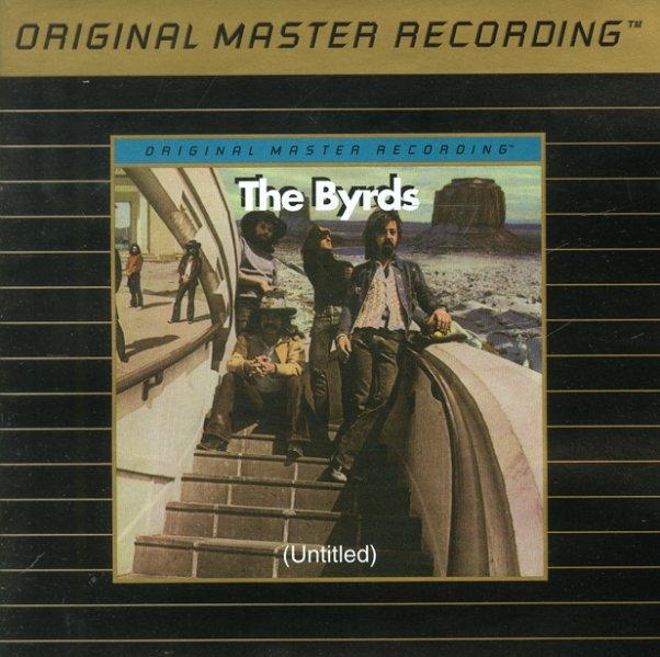 Byrds Untitled Gold Cd Original Master Recording Cd