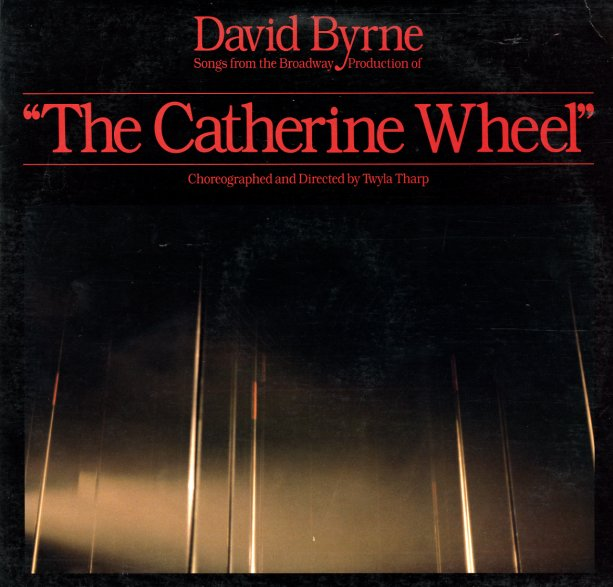 David Byrne Catherine Wheel Lp Vinyl Record Album