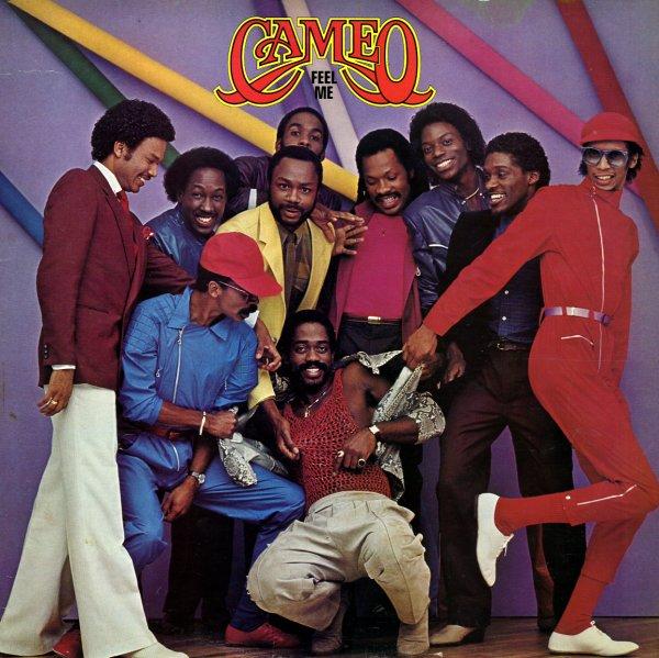 Cameo Feel Me Lp Vinyl Record Album Dusty Groove